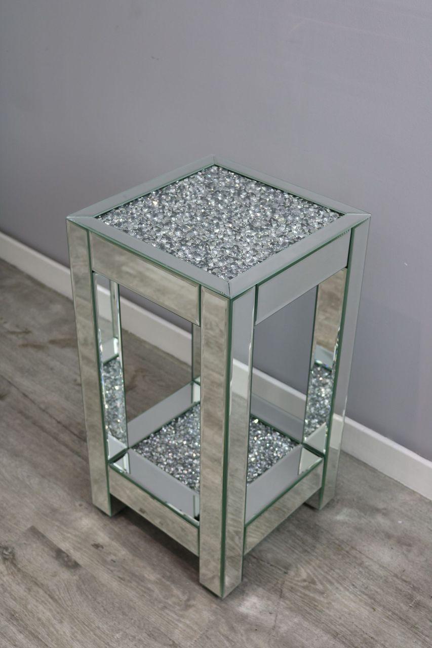 Mocka Side Table - Medium - Finishing Touches